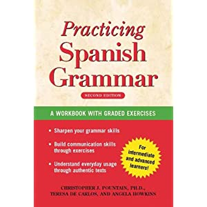 Amazon.com: Practicing Spanish Grammar, Second Edition: A Workbook ...