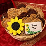 Gourmet Thank You Cookie Basket