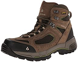 Vasque Men\'s Breeze 2.0 Gore-Tex Waterproof Hiking Boot, Bungee Cord/Pesto,9 M US