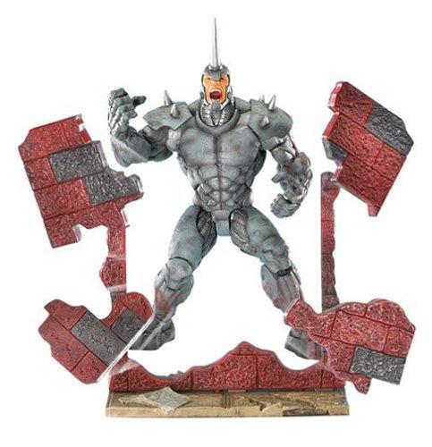 Spider-man Ultimate Rhino Smash N Crush 17 cm Figurine