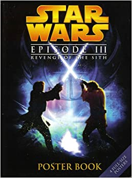 Star wars poster activity book