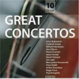 "Great Concertos-Wallet Boxvon ""Atur Rubinstein"""