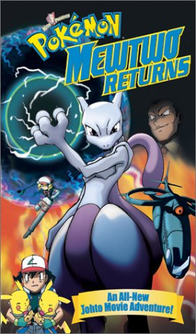 Pokemon - Mewtwo Returns