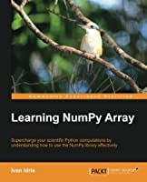 Learning NumPy Array Front Cover