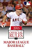 img - for 2015 Official Rules of Major League Baseball book / textbook / text book
