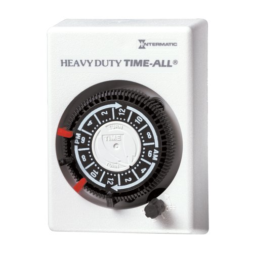 Intermatic Hb113 120 Volt Heavy Duty Appliance Timer