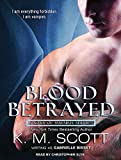 "Blood Betrayed: with the short story ""Longing"" (Sons of Navarus)"
