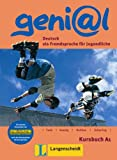 img - for Genial: Deuthsch als Fremdsprache fur Jugendliche : Kursbuch A1 (German Edition) book / textbook / text book