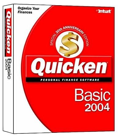 Quicken 2004 Basic