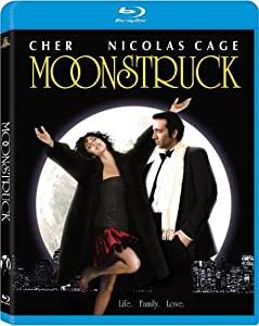 NEW Cage/cher/dukakis/aiello - Moonstruck (Blu-ray)