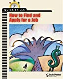 How to find and apply for a job