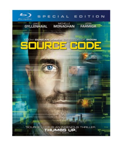 Cover art for  Source Code [Blu-ray]