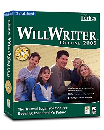 Will Writer Deluxe 2005