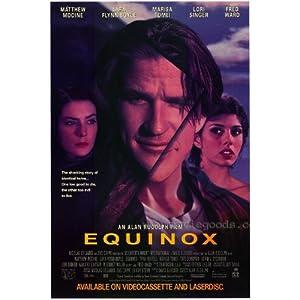 Equinox poster movie 11 x 17 in 28cm x 44cm matthew modine lara flynn boyle lori singer marisa - Equinoxe film x ...