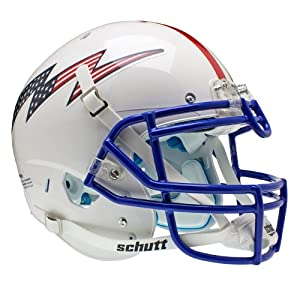 Brand New Air Force Falcons NCAA Authentic Air XP Full Size Helmet by Things for You