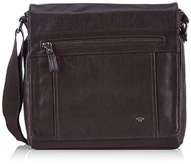 tom tailor acc mens jay shoulder bags 16070 brown braun. Black Bedroom Furniture Sets. Home Design Ideas
