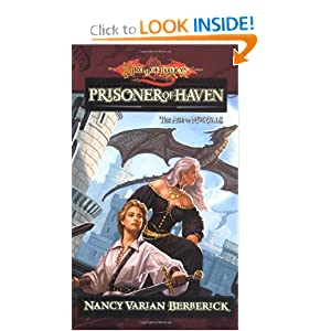 Prisoner of Haven: The Age of Mortals by Nancy Varian Berberick