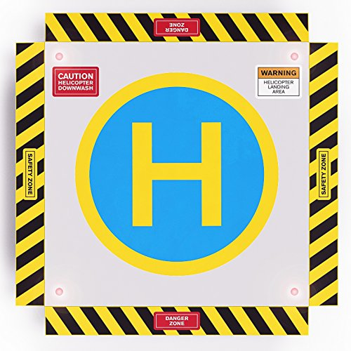 Remote Control Helicopter Landing Pad - Complete Edition ...