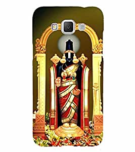 Sri Venkateswara Swami 3D Hard Polycarbonate Designer Back Case Cover for Samsung Galaxy Grand Max G720