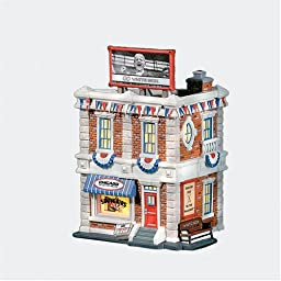 Department 56 Christmas In The City? Series Chicago White Sox ? Souvenir Stand