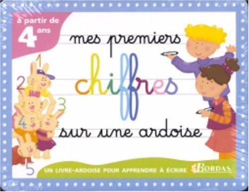 LES ARDOISES - LES CHIFFRES    (Ancienne Edition)