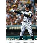 鳥谷敬(阪神タイガース) 2013年カレンダー