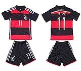 World Cup 2014 Shirts for Kids Germany Shirt Klose Ozil Kids Soccer Jersey