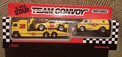1991-matchbox-super-star-team-convoy-pennzoil-michael-walrip-30-race-car-set-mint-in-package-by-supe