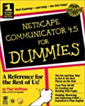 Netscape Communicator 5 For Dummies