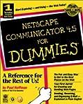 Netscape Communicator 5 For Dummies