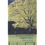 "The Oxford Anthology Of English Poetry: Volume II: Blake to Heaneyvon ""John Wain"""