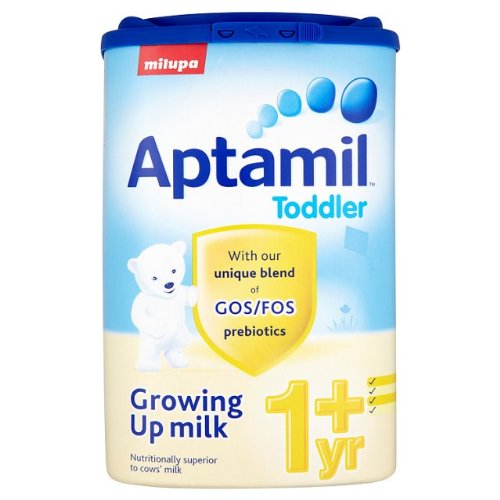 Aptamil Toddler 1+Yr Growing Up Milk Powder Tub (6 x 900g)