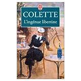L'Ingenue Libertine (0828891443) by Sidonie Gabrielle Colette