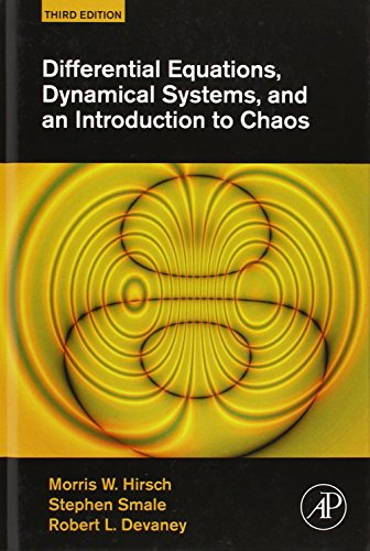 Differential Equations, Dynamical Systems, and an Introduction to Chaos, Third Edition (Matrix Population Models compare prices)