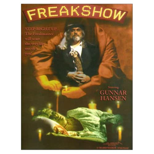 Ortiz the Dog Boy (uncredited) Freakshow (1995) Imagen Freaks Uncensored!