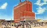 Ritz-Carlton Hotel, Atlantic City. An 8x10-inch enlargement of a Vintage Postcard