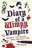 Tim Collins Diary of a Wimpy Vampire