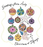 Greetings from Andy: Christmas at Tiffany's (0810949628) by Loring, John