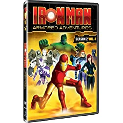 Iron Man: Armored Adventures - Season 2, Vol 4
