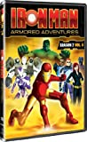 Iron Man: Armored Adventures Season 2 Vol 4 [DVD] [Region 1] [US Import] [NTSC]