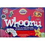 Cranium Whoonu Collectible Tin 400 Card Game
