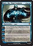 MTG 英語版 WWK 精神を刻む者、ジェイス Jace, the Mind Sculptor 青 神話レア ワールドウェイク マジック・ザ・ギャザリング