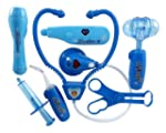 Doctor Nurse Blue Medical Kit Playset...