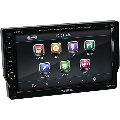 Aftermarket Bluetooth Car Stereo