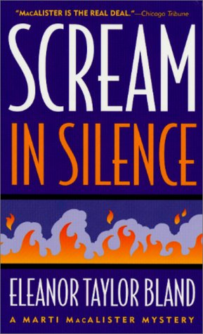 Image for Scream In Silence: A Marti MacAlister Mystery (A Marti MacAlister Mystery)