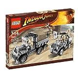 LEGO Indiana Jones Race for the Stolen Treasure ~ LEGO