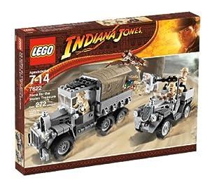 Amazon.com: LEGO Indiana Jones Race for the Stolen