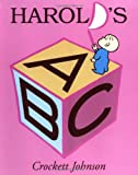 Harold's ABC (Purple Crayon Book) (0064430235) by Johnson, Crockett