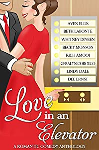 Love In An Elevator: A Romantic Comedy Anthology by Aven Ellis ebook deal