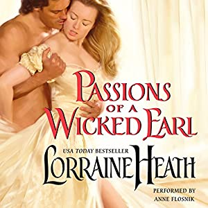 Passions of a Wicked Earl Hörbuch